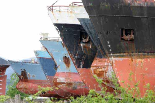 H δραστηριότητα στις διαλύσεις πλοίων κινήθηκε σε επίπεδα καλύτερα του αναμενόμενου