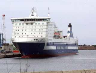 Συνελήφθη ο πλοίαρχος του «Europalink»