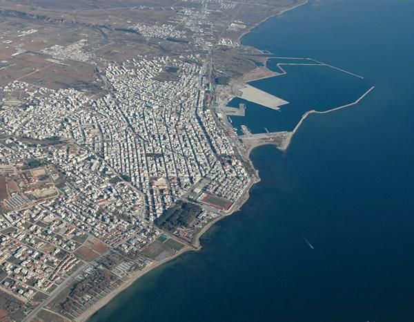 Στα σκαριά μνημόνιο συνεργασία ανάμεσα στα λιμάνια Αλεξανδρούπολης και Αλεξάνδρειας