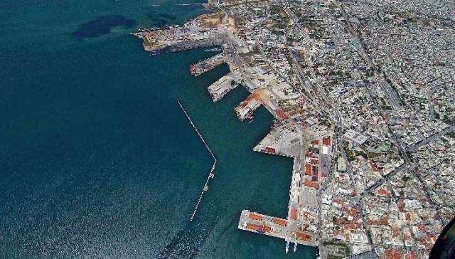 Σε άνοδο η διακίνηση στο λιμάνι της Θεσσαλονίκης στο εννιάμηνο του 2014