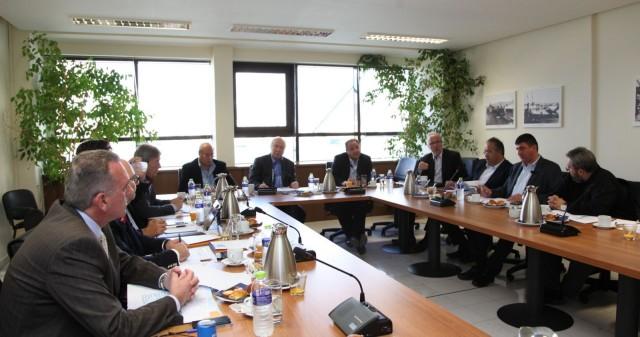 Σύσταση ομάδων εργασίας και συζήτηση για την πρόταση κανονισμού της Ε.Ε. στο ΔΣ της ΕΛΙΜΕ