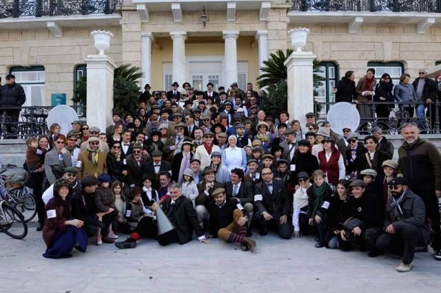 Το 1ο Tweed Run στην Ελλάδα