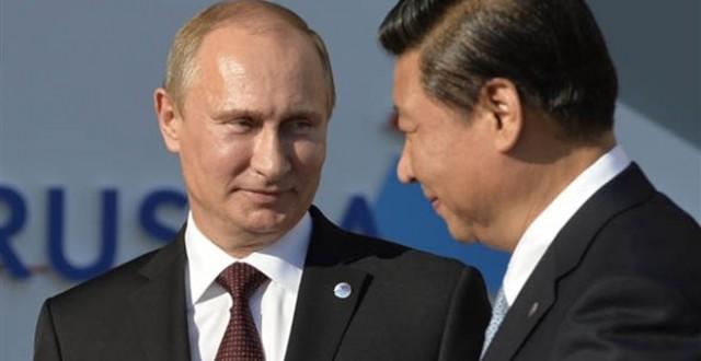 Ρωσία και Κίνα διευρύνουν την ενεργειακή συνεργασία τους