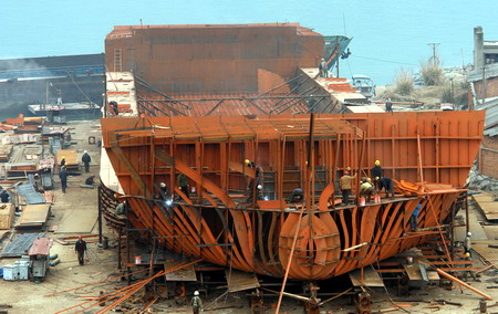 Σημαντικά μειωμένος ο αριθμός των νέων παραγγελιών πλοίων