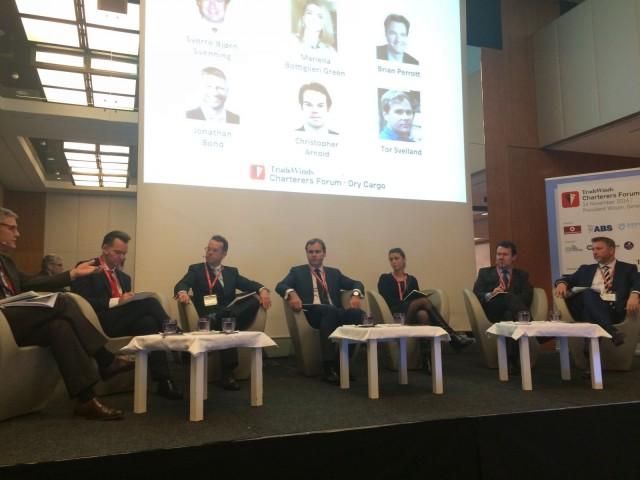 Αποστολή στη Γενεύη: Tradewinds Dry Cargo Charterers Forum: ανησυχίες για την αγορά ξηρού φορτίου