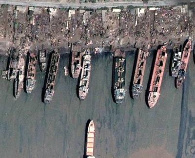 Διαλύσεις πλοίων: Θα αρχίσουν να παρουσιάζουν αυξητική πορεία οι προσφερόμενες τιμές;