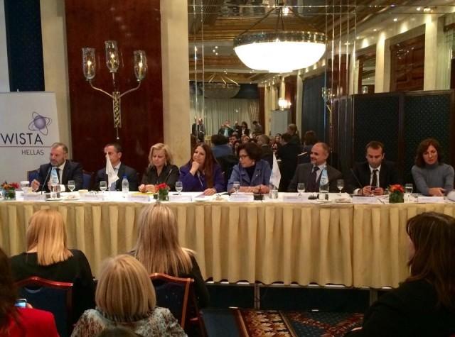 Το ετήσιο συνέδριο της WISTA Hellas δημιούργησε τις προϋποθέσεις για συζήτηση και προβληματισμούς