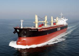 Διατηρείται η καθοδική τάση της ναυλαγοράς των bulkers