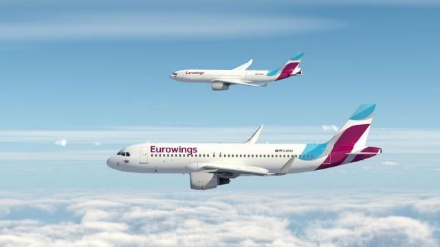 H Lufthansa ενισχύει τη Low cost παρουσία της λανσάροντας τη νέα Eurowings