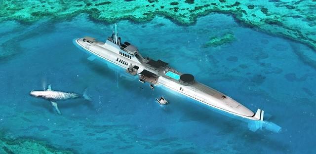 Υποβρύχια σκάφη αναψυχής δια χειρός Αυστριακής εταιρείας