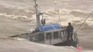 Αίγυπτος: Σύγκρουση containership με αλιευτικό σκάφος