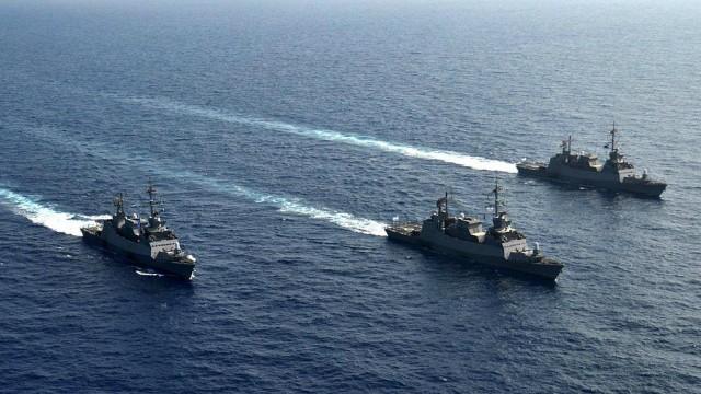 Η Γερμανία συνεισφέρει στη χρηματοδότηση νέων ισραηλινών πολεμικών πλοίων