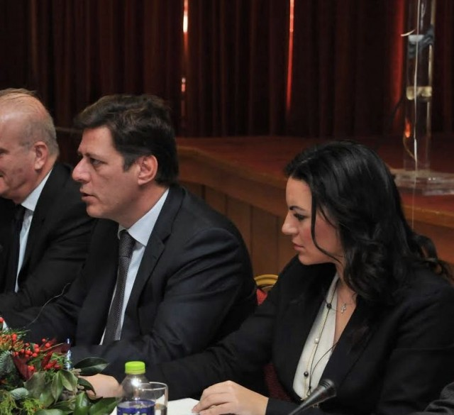 Σύσκεψη για την ανάπτυξη και διεύρυνση της κρουαζιέρας