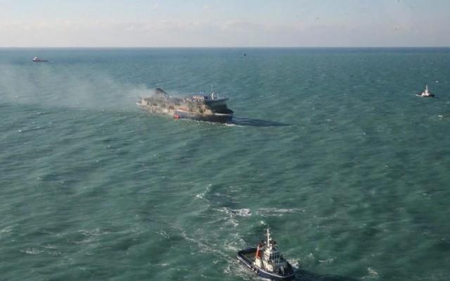 Τα ονόματα των εννέα αγνοουμένων Ελλήνων του πλοίου ''NORMAN ATLANTIC''