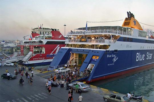 Ηλεκτρονικό εισιτήριο και στα πλοία