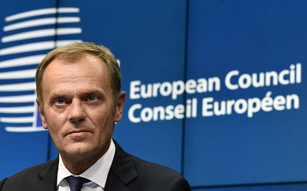 Συζήτηση με τον πρόεδρο του Ευρωπαϊκού Συμβουλίου για το πακέτο Γιούνκερ