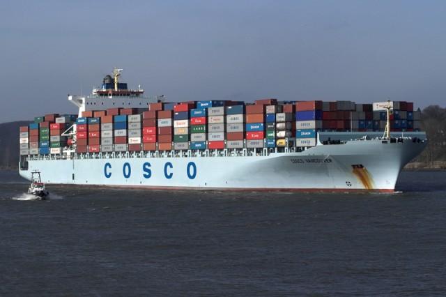 Χρηματοδότηση για 53 νέα πλοία εξασφάλισε η COSCO