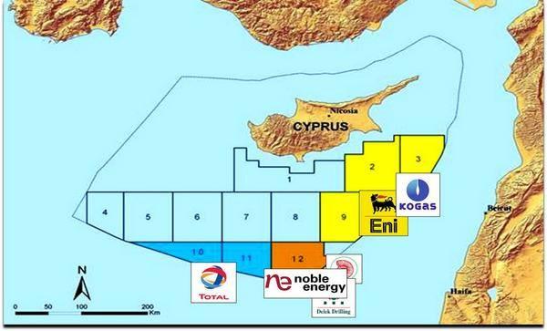 Αποσύρεται η TOTAL από τις ενεργειακές έρευνες στην Κύπρο