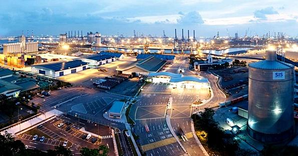 Στην ηλιακή ενέργεια στρέφεται ο τερματικός σταθμός Jurong στο λιμάνι της Σιγκαπούρης