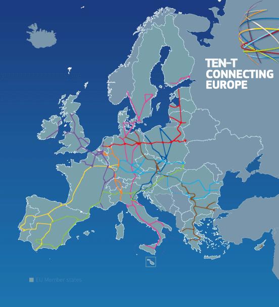 Απόφαση ΕΕ για επένδυση €67.4δις στο δια θαλάσσης εμπόριο