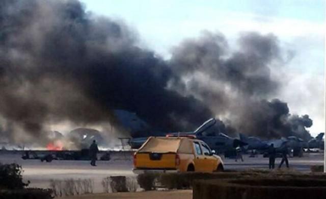 Ελληνικό F 16 κατέπεσε στη διάρκεια Νατοϊκής άσκησης