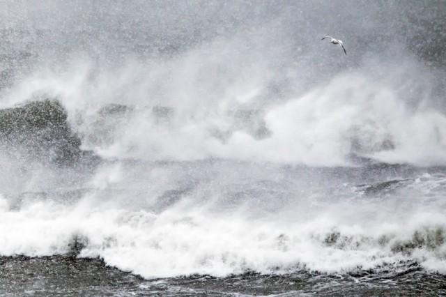 Έκλεισαν τα λιμάνια της Νέας Υόρκης και του Νιού Τζέρσεϊ από την καταιγίδα Juno
