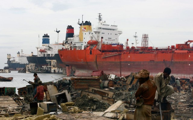 Διαλύσεις πλοίων: Συνεχίζεται η έντονη κινητικότητα στον κλάδο των capes