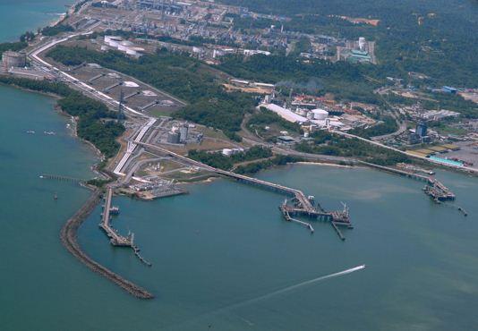 Η JGC Corporation αναλαμβάνει την επέκταση τερματικού σταθμού LNG στην Μαλαισία