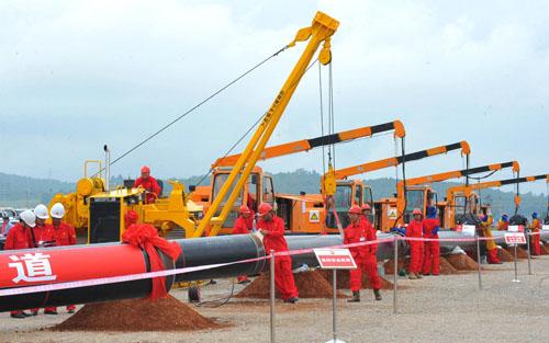 Νέος αγωγός πετρελαίου θα συνδέει τη Μιανμάρ με την Κίνα
