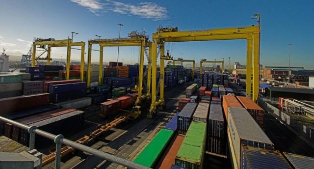 Εγκαίνια για το νέο τερματικό σταθμό εμπορευματοκιβωτίων στο λιμάνι του Δουβλίνου