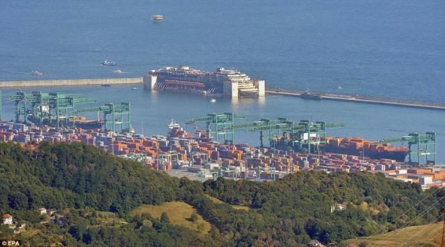 Στην ανακύκλωση πλοίων στρέφεται το λιμάνι της Γένοβας