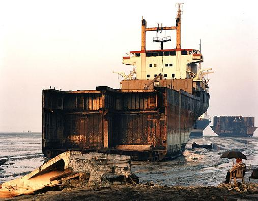 Διαλύσεις πλοίων: Εκτός αγοράς η Κίνα για όλη τη διάρκεια του έτους