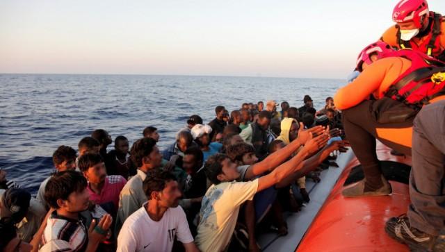 Ποινή κάθειρξης 145 χρόνια για διακινητή μεταναστών