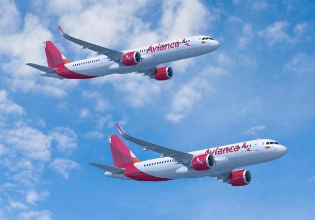 100 νέα αεροσκάφη τύπου A320 για την κολομβιανή Avianca