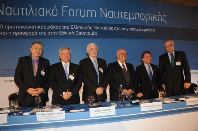 """Η Ελληνική ναυτιλία  είναι η """"ανάσα"""" της ελληνικής οικονομίας"""