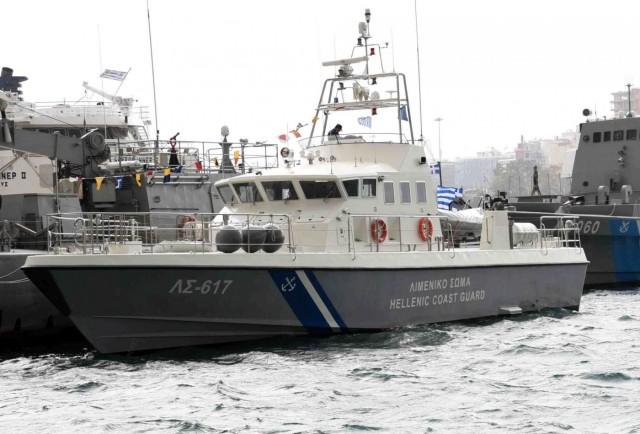 Περιπολικά σκάφη ενισχύουν την προστασία ανθρώπινης ζωής στη θάλασσα