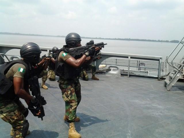 Νιγηρία : Απαγόρευση ένοπλων φρουρών στα πλοία