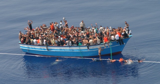Νέες οδηγίες του ΙΜΟ σχετικά με τους παράτυπους μετανάστες της Μεσογείου