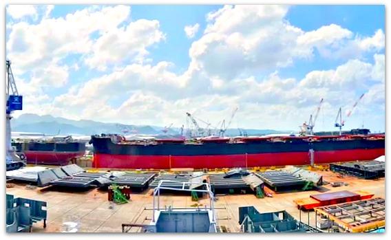 Παραγγελίες για 18 νέα πλοία στο ναυπηγείο του Cebu