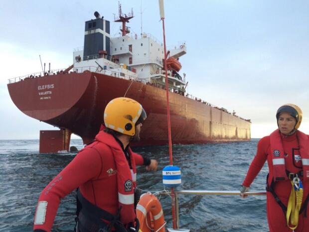 Νεκρός ο καπετάνιος του ελληνόκτητου πλοίου ELEFSIS