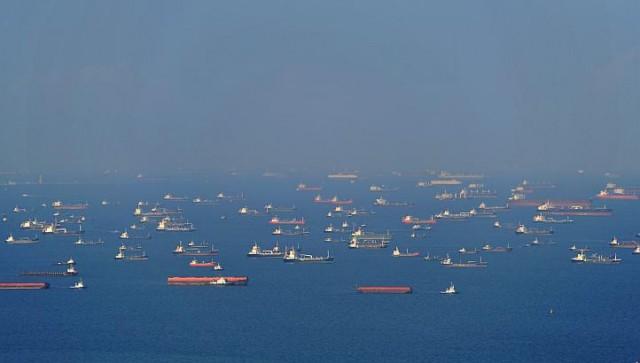 Βαίνει μειούμενος ο ελληνικός εμπορικός στόλος