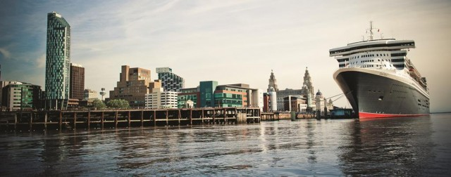 Οι τρείς βασίλισσες στο Λίβερπουλ: Η Cunard και η γενέθλια πόλη της γιορτάζουν