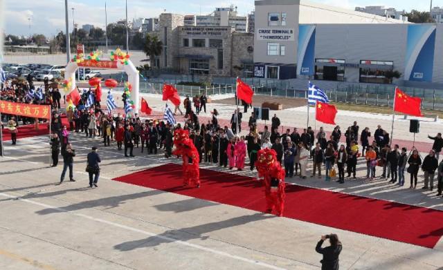 Η Ελλάδα ως πύλη εισόδου της Κίνας στην Ευρώπη. Ο Αλέξης Τσίπρας κλείνει το μάτι στο Πεκίνο