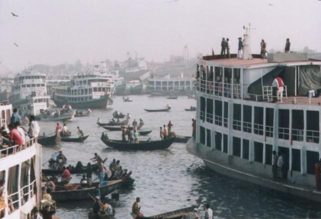 Θρήνος στο Μπαγκλαντές