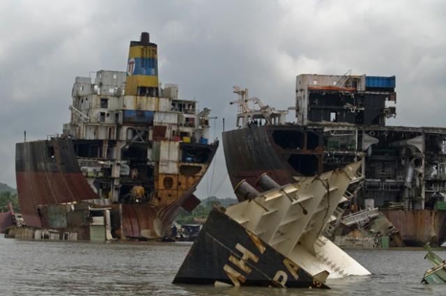 Διαλύσεις πλοίων: Ο φόβος της πρόσθετης φορολογίας οδήγησε τους End Buyers να βγουν στην αγορά