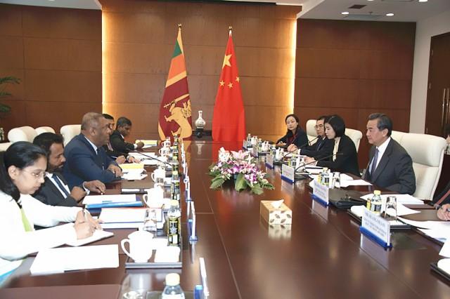 Νέα εποχή στις σχέσεις Κίνας – Σρί Λάνκα ;