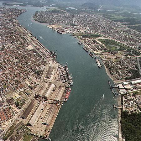 Σημαντικές καθυστερήσεις στα λιμάνια της Βραζιλίας