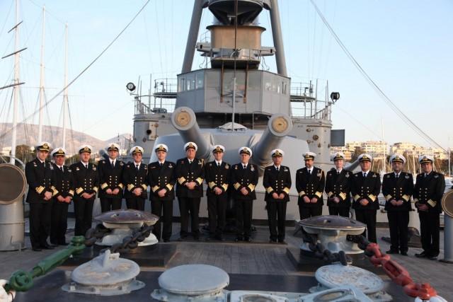 H πρώτη συνεδρίαση του νέου Ανωτάτου Ναυτικού Συμβουλίου