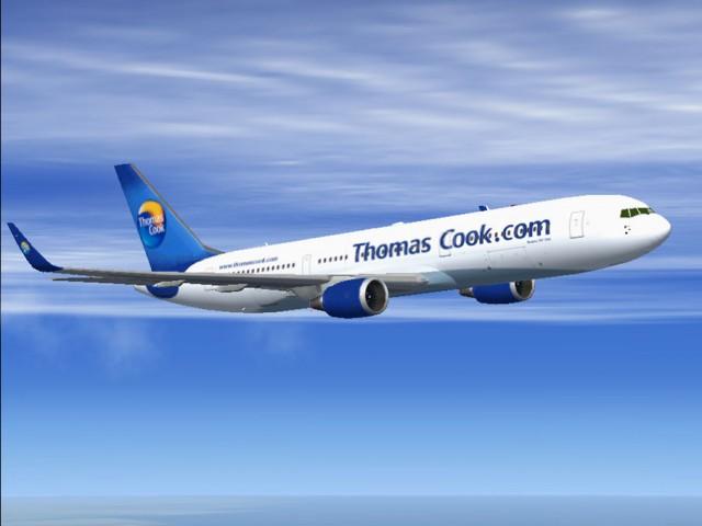 Η Τhomas Cook μελετάει την πώληση του αεροπορικού κλάδου της εταιρείας