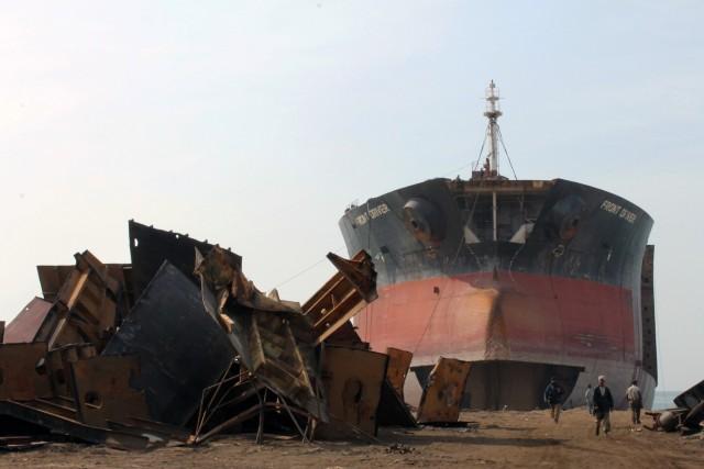 Διαλύσεις πλοίων: Πρωταρχικός παράγοντας για την πορεία της αγοράς το θέμα των φθηνών εισαγωγών από την Κίνα